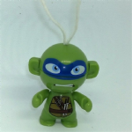 Teenage mutant ninja turtles Twistheads Leonardo Kinder Suprise